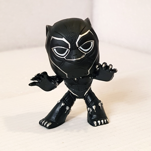 Avengers Infinity War - Black Panther OOB Mystery Mini