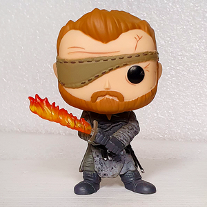 Game of Thrones - Beric Dondarrion NYCC 2018 OOB Pop! Vinyl Figure