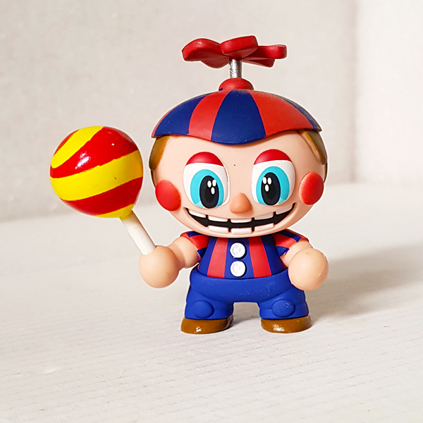 Five Nights at Freddys - Balloon Boy OOB Mystery Mini