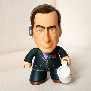 "Breaking Bad - Saul Goodman 4.5"" OOB Titans Vinyl Figure"