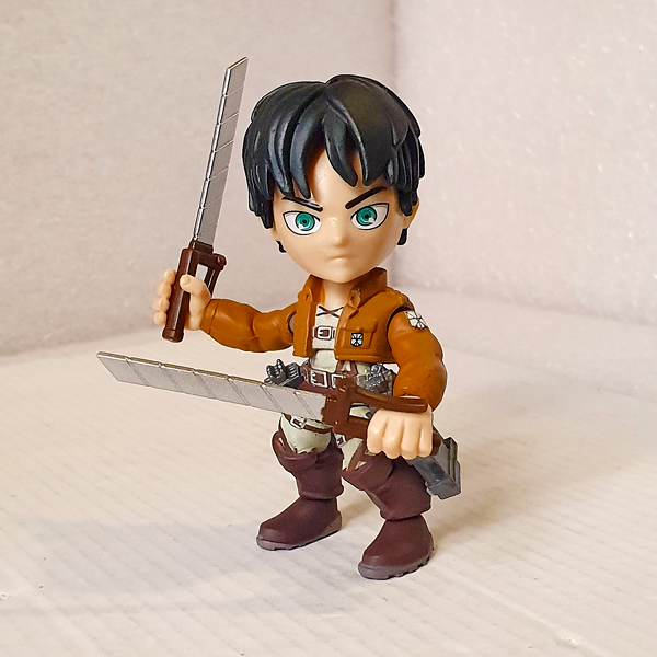Attack on Titan - Eren Jaeger OOB Action Vinyl