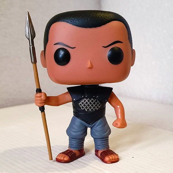 Game of Thrones - Grey Worm OOB Pop! Vinyl Figure