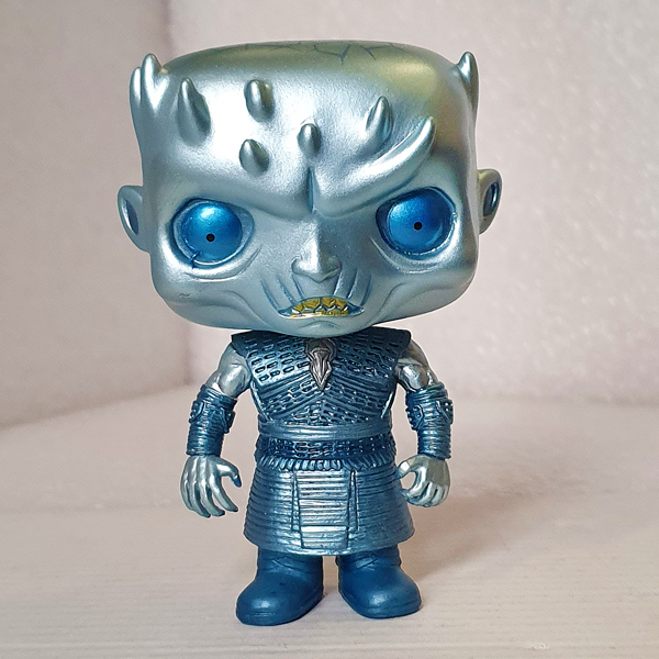 Game of Thrones - Night King (Metallic) OOB Pop! Vinyl Figure