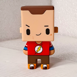 Big Bang Theory - Sheldon OOB Pixel Figure