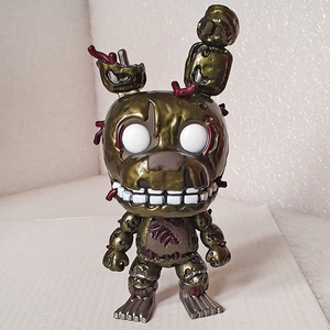 Five Nights at Freddy's - Dark Springtrap OOB Pop! Vinyl Figure