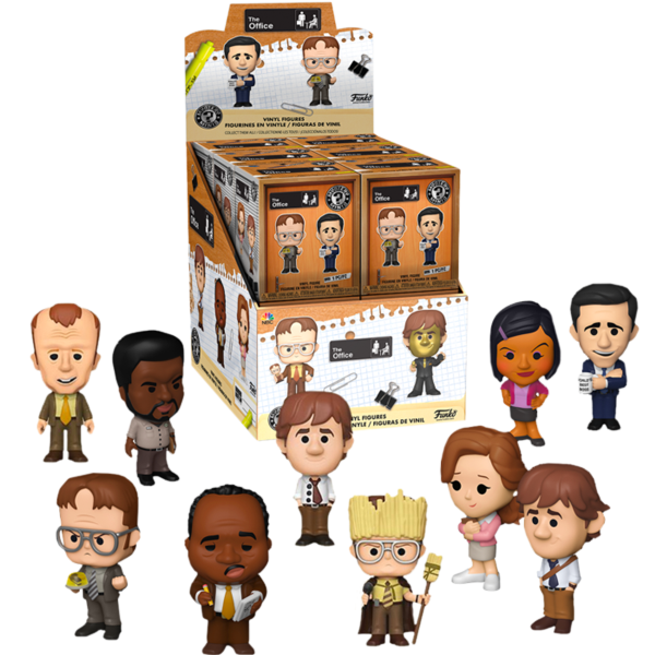 The Office - Mystery Minis Walmart US Exclusive - Blind Box