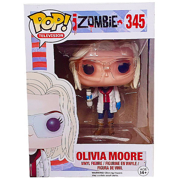 iZombie - Olivia Moore (Safety Glasses) Pop! Vinyl Figure