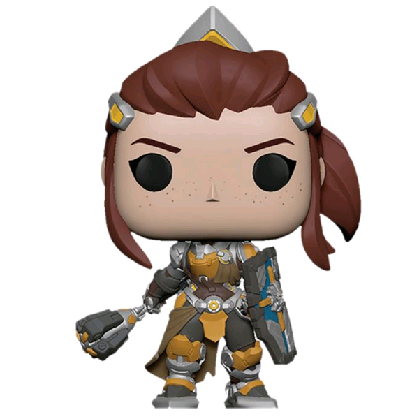 Overwatch - Brigitte Pop! Vinyl Figure