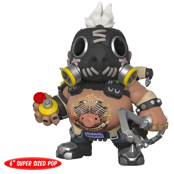 "Overwatch - Roadhog 6"" Pop! Vinyl Figure"
