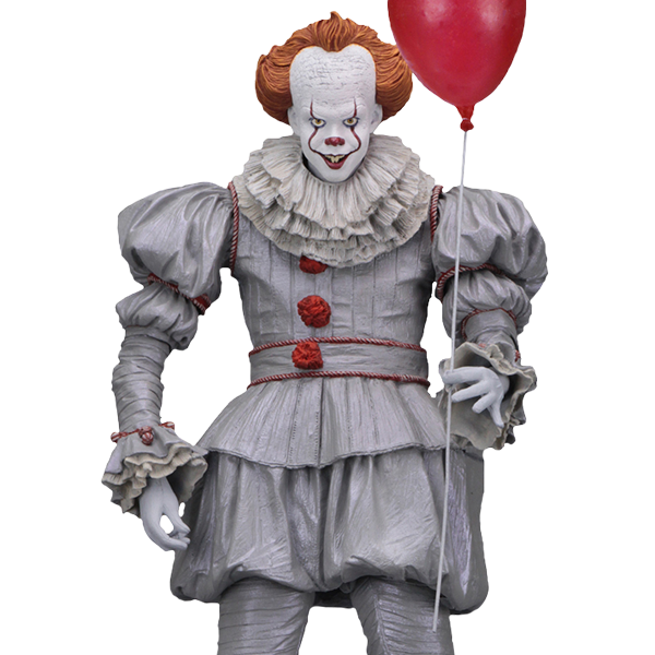 """It Pennywise Ultimate 7/"""" Action Figure-NEC45461 2017"""