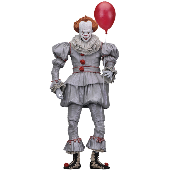 It 2017 Pennywise Ultimate 7 Quot Action Figure Hero Stash