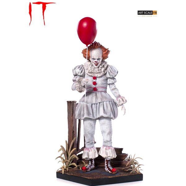 It (2017) - Pennywise Deluxe 1:10 Scale Statue - Last One