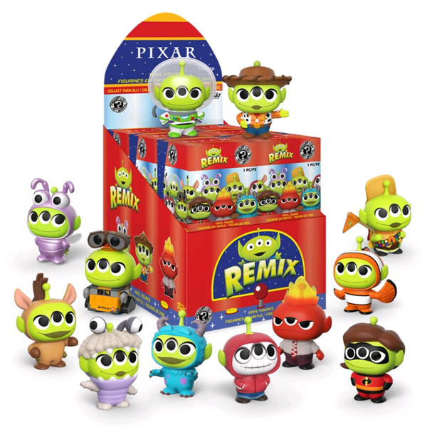 Pixar Alien Remix - Mystery Minis - Blind Box