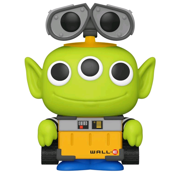 Pixar Alien Remix - Wall-E Pop! Vinyl Figure