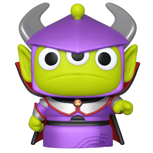 Pixar Alien Remix - Zurg Metallic US Exclusive Pop! Vinyl Figure