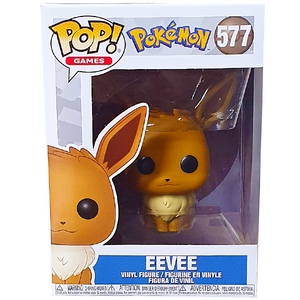 Pokemon - Eevee Pop! Vinyl Figure