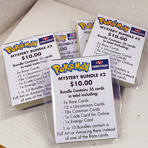 POKÉMON TCG - Mystery Bundle #2