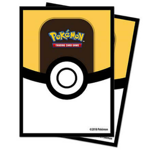 Ultra Pro - Pokemon Ultraball Deck Protector Sleeves - Pack of 65