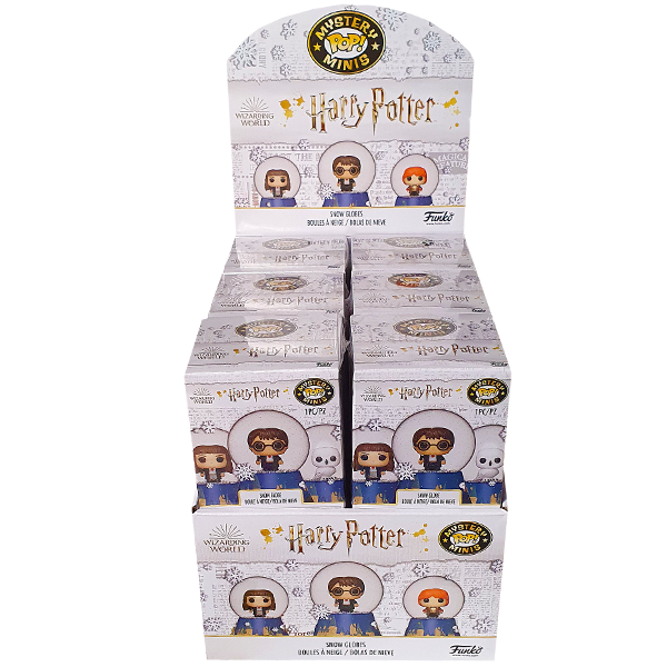 Harry Potter - Snow Globes Mystery Minis - Blind Box