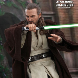 Star Wars The Phantom Menace - Qui-Gonn Jinn 1:6 Scale Action Figure