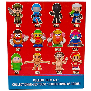 Hasbro Retro Toys - Mystery Minis - Full Case of 12