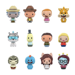 Rick and Morty - Pint Size Heroes Target US Exclusive