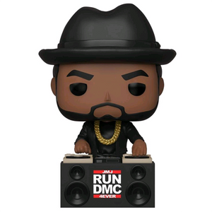 Run DMC - Jam Master Jay Pop! Vinyl Figure