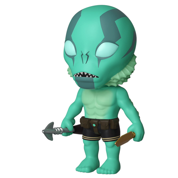 Hellboy - Abe Sapien SDCC 2019 Exclusive 5-Star Figure