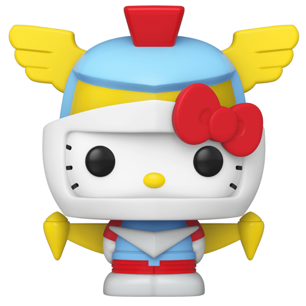 Hello Kitty - Hello Kitty Robot Kaiju SDCC 2020 Exclusive Pop! Vinyl Figure
