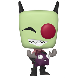 Invader Zim - Zim with Minimoose SDCC 2020 Exclusive Pop! Vinyl Figure