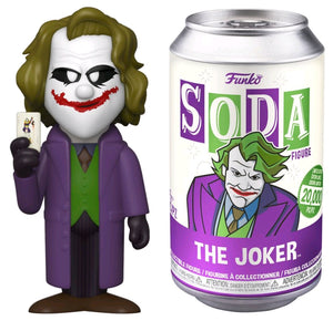 Batman The Dark Knight - The Joker Vinyl SODA Figure