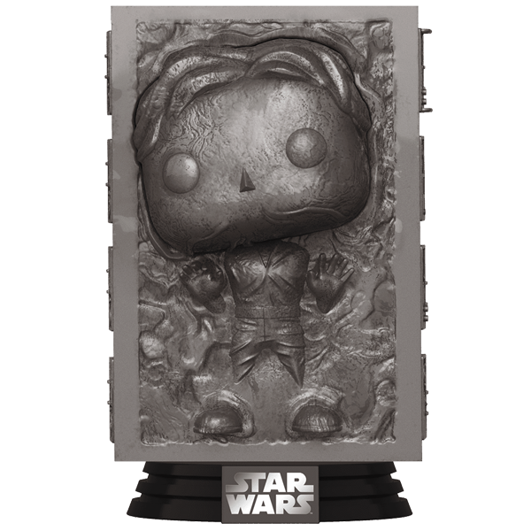 Star Wars The Empire Strikes Back - Han Solo (Carbonite) Pop! Vinyl Figure