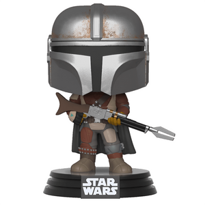 Star Wars The Mandalorian - The Mandalorian Pop! Vinyl Figure