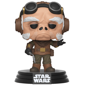 Star Wars The Mandalorian - Kuiil Pop! Vinyl Figure