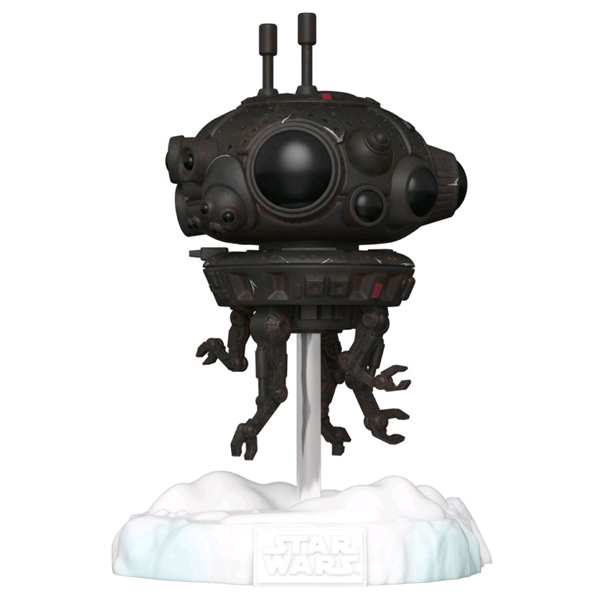 Star Wars The Empire Strikes Back - Probe Droid US Exclusive Deluxe Pop! Vinyl Figure