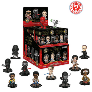 Star Wars The Rise of Skywalker - Target US Exclusive Mystery Minis - Blind Box