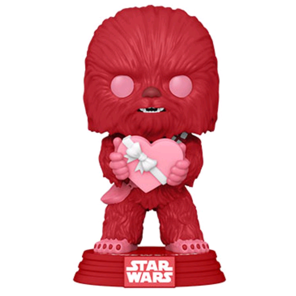Star Wars - Chewbacca Valentine's Day Pop! Vinyl Figure