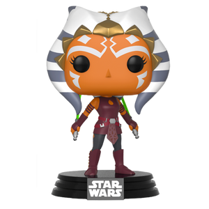 Star Wars Clone Wars - Ahsoka Pop! Vinyl Figure