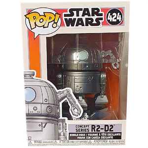 Star Wars - R2-D2 Concept Series Pop! Vinyl Figure