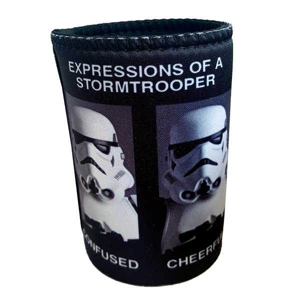 Star Wars - Can Cooler Stormtrooper