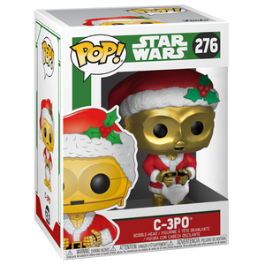 Star Wars - C-3PO as Santa Pop! Vinyl Figure