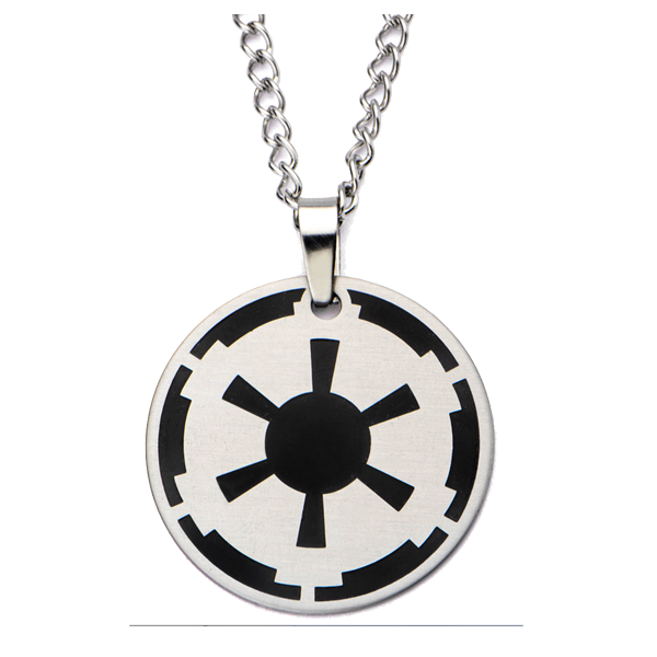 Star Wars - Imperial Symbol Pendant Necklace