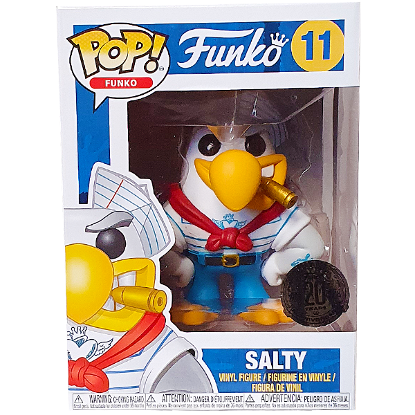 Funko Spastik Plastik - Salty Funko Shop Exclusive Pop! Vinyl Figure
