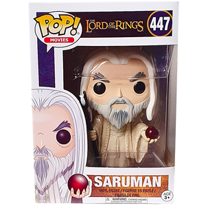 The Lord of the Rings - Saruman Pop! Vinyl Figure