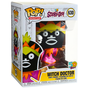 Scooby Doo - Witch Doctor Pop! Vinyl Figure