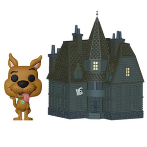 Scooby-Doo - Scooby-Doo & Haunted Mansion Pop! Town