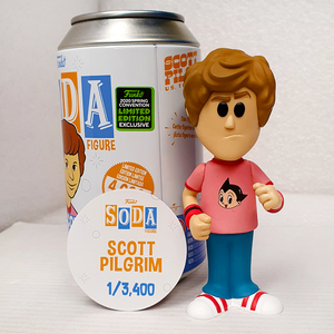 Scott Pilgrim - Scott Pilgrim ECCC 2020 Exclusive SODA Figure