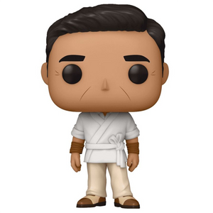 Shang-Chi and the Legend of the Ten Rings - Wenwu in White Outfit US Exclusive Pop! Vinyl Figure