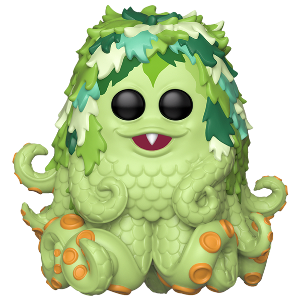 Sigmund and the Sea Monsters - Sigmund SDCC 2019 Exclusive Pop! Vinyl Figure