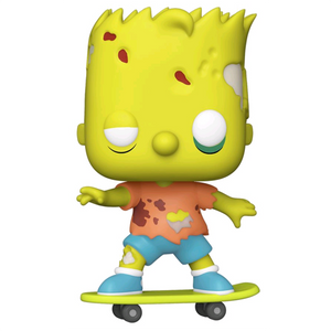 The Simpsons Treehouse of Horror - Zombie Bart Pop! Vinyl Figure
